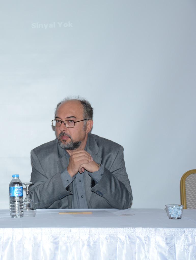 Prof. Dr. Serdar Sayan